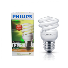 PHILIPS TORNADO 12W WW E27