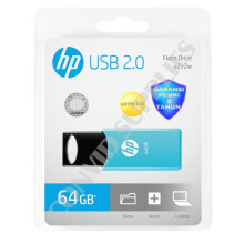 Flash Disk HP Original v212br - 64gb