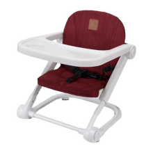 BABYELLE Booster Seat BE 906 - Red