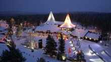 KIA TOURS & TRAVEL - SCANDINAVIA + SANTA CLAUS VILLAGE 10D
