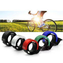 VFASCINATE Loud Bike Horn Cycling Handlebar Alarm Ring Warning Bicycle Bell Ring