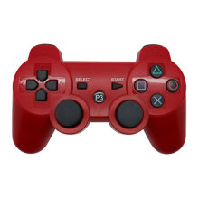 [OUTAD] Wireless Bluetooth Game Controller for Sony PS3 Control Joystick Gamepad Blue