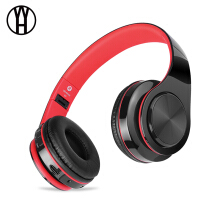 WH B3 Bluetooth Wireless Stereo Headset sports music game Headphone With Mic Support TF Card Radio For PC samsung huawei iphone