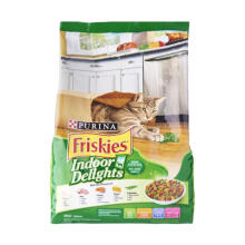 Friskies Indoor Delight [1.2 kg] Makanan Kucing Cat Food Frsk Indoor 1,2 Kg