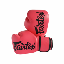 FAIRTEX Boxing Gloves BGV14 Pink 10 Oz
