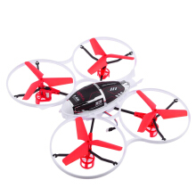 Syma X3 4 Channel Remote Control RC Gyro UFO Helikopter Mainan Quadcopter 4-axis Copter White