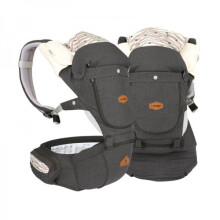i-Angel 4 in 1 Miracle Hipseat + Baby Carrier