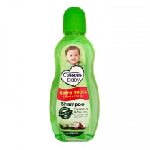 Cussons Baby Shampoo Coconut Oil and Aloe vera - 100+100 ml