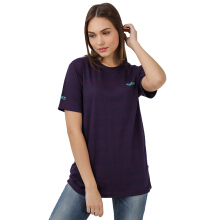 MOUTLEY Ladies Tshirt 0302 [M03021822 ] - Purple