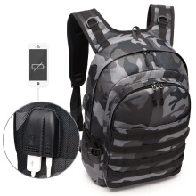 Men's PUBG Game Backpack 6035 - Camouflage