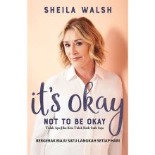 It's Okay not to be Okay - Sheila Walsh - 9786024191092