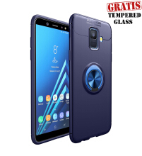 Weika Samsung A6 2018 iring Invisible TPU Soft Case