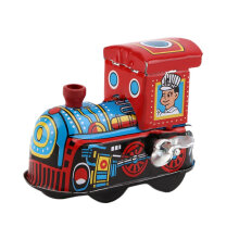 Train Truck Carriage Wheel Run Car Model Baby Toddler Toy Gift Collection