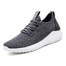 Kangtai Fashion flying woven shoes trend men's sports shoes