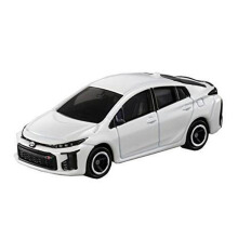 TOMICA Regular #76 Toyota Prius PHV GR Sport (White) TO-101789