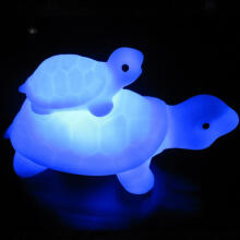 Farfi Turtle Animal Light Christmas Night Home Decor Party White