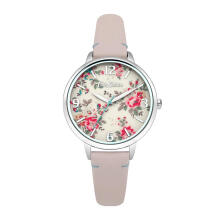 Cath Kidston Floral Alloy Ckl001Ps Women Watch