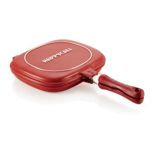 HAPPYCALL Double Pan Standard Red - 32cm