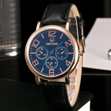 Jam Tangan Geridun G-41 Leather