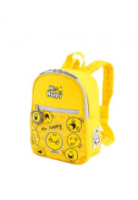 American Tourister MMLM Mr. Happy Kids Backpack Yellow