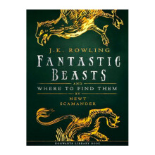 Fantastic Beast And Where To Find Them (Sc) Import Book -  J. K. Rowling - 9781408896945