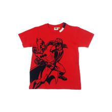 KIDS ICON - Tshirt Anak LAk-laki BATMAN with Flocking Printing detail - BM304300180