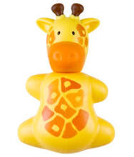 Flipper Toothbrush Holder Fun Animal Giraffe