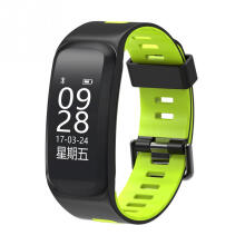 PEKY F4 Color Screen Smart Bracelet Blood Pressure Blood Oxygen Heart Rate Monitor Smart band IP68 For IOS/Android