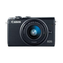 Canon EOS M100 kit 15-45mm Kamera Mirrorless Black