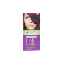 Beauvrys Hair Color Cream - Grape Red