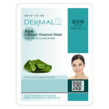 DERMAL Aloe Vera Collagen Essence Mask 23g