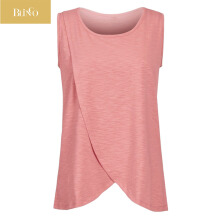 BLINGO  Plus Size Summer Wear Sleeveless Maternity Tees  Breastfeeding Shirts For Women Nursing Tops Women Maternity Clothes