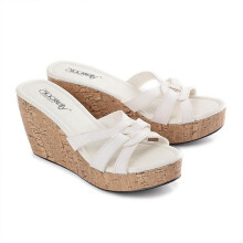 WEDGES KASUAL WANITA - LMS 550