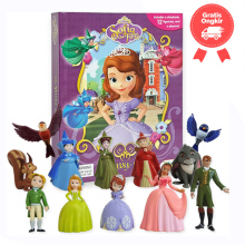 Sofia the First My Busy Book