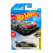 HOTWHEELS Legend of Speed 16 Mercedes AMG GT 3 6/10