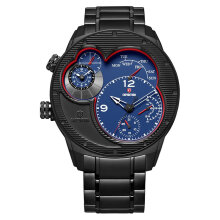 Expedition E 6737 MT BTBBARE Men Sport Blue Dial Stainless Steel [EXF-6737-MTBTBBARE]