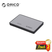ORICO 2588US3 ( 2.5in HDD / SSD Mobile Enclosure with USB 3.0 ) SILVER