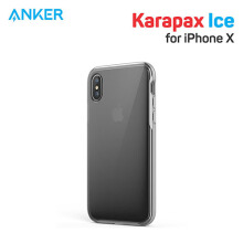 Anker Karapax Casing Ice for iPhone X Gray - A9010HA1