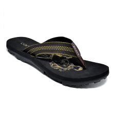 Carvil Sandal Pria Fatron-M Black/Brown