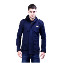G-SHOP - MEN SWEATER JAKET HOODIES DISTRO PRIA - JAK 1486 - BIRU SIZE- M