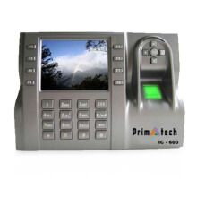 PRIMATECH Ic600 Fingerprint Color Display With Card