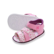 LustyBunny Baby Shoes Motive Little Flower - Pink