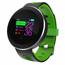 Curren Q8 Pro 2018 Newest Heart Rate Monitor Fitness Tracker  IP68 Waterproof Sport Smart watch For Android IOS