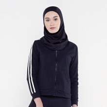 Corenation Active Aluna Hijab - Black