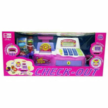 Check Out Supermarket Cash Register (FS-33829)