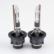 HYB 4300K 35W D2R car Xenon HID Headlight Replacement Bulb (Pack of 2)