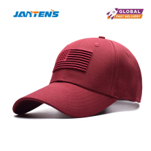 Jantens high quality fashion baseball cap women youth hip hop cap #B94 Wine red