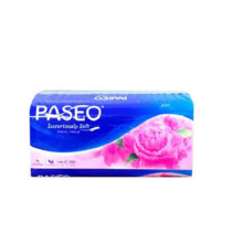 PASEO Facial Soft Pack 250's