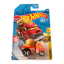 HOTWHEELS Fast Foodie Buns of Steel 5/5
