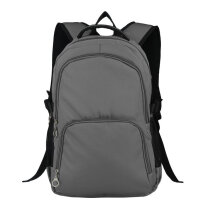 [COZIME] Casual Leisure Daily Travel Daypack Backpack 20-25L for 15.6 inch Laptop Gray